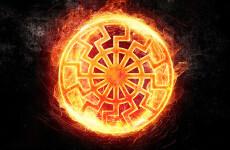 Что такое черное Солнце: нацистский символ или древний языческий оберег?