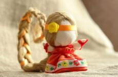 Женская помощница в достижении желаний – кукла доля, оберег на счастье