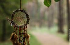 Какие сны ловит оберег ловец снов?