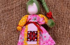 Значение куклы оберега Веснянка и мастер класс как сделать ее своими руками