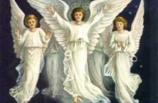 Очень сильный оберег трех ангелов от всех жизненных проблем