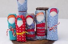 Кукла-пеленашка: история, значение и способ создания славянского оберега для младенца своими руками