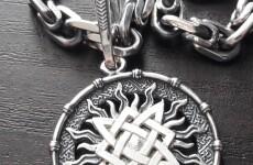 Защита через украшения: история славянских оберегов из серебра
