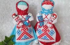Помощница обрести долгожданного малыша – кукла оберег на беременность