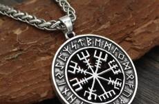 Оберег Шлем Ужаса (Агисхьяльм): значение символа скандинавских воинов