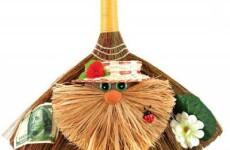 Оберег веник – защита семейного очага: значение магического атрибута, создание оберега своими руками