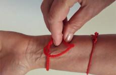 Красная нить – мощный оберег и помощь в начинаниях